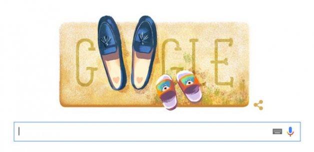 Google'dan Anneler Günü için doodle sürprizi..