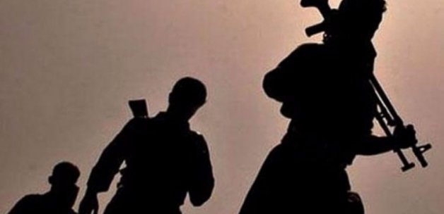 Hakkari'de 1 kadın PKK'lı teslim oldu