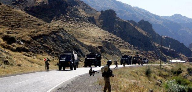 Hakkari'de bazı bölgeler 'Özel güvenlik bölgesi' ilan edildi