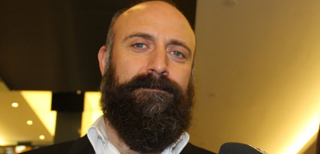 Halit Ergenç'in partneri belli oldu!
