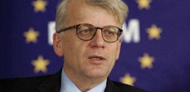 Hansjörg Haber'den vize açıklaması