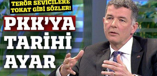 İngiliz Büyükelçi'den PKK destekçisine tarihi ayar