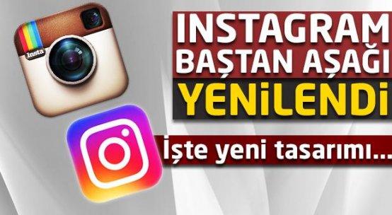 Instagram'da sürpriz değişiklik!