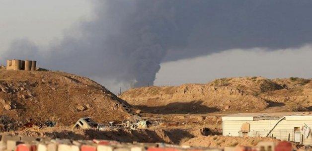 Irak DAEŞ yerine sivilleri vurdu