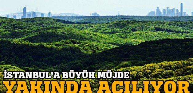 İstanbul'a büyük müjde! Yakında açılıyor