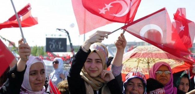 İstanbul'da Fetih coşkusu