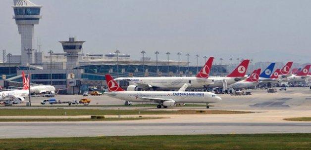 İstanbul - Kayseri seferi yapan uçakta bomba ihbarı