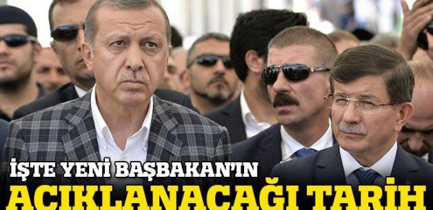 İşte AK Parti'de yeni ismin açıklanacağı tarih