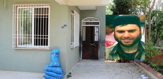 İşte canlı bomba Yunus Durmaz'ın kaldığı ev
