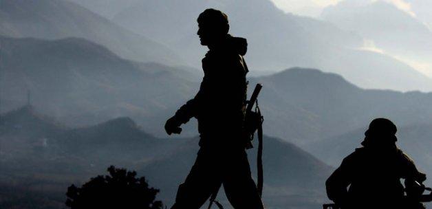 Kars'ta çatışma: 2 terörist öldürüldü