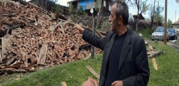 Kastamonu'da hortum dehşeti