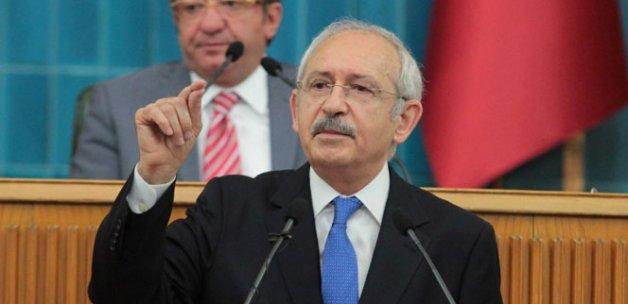 Kılıçdaroğlu, Binali Yıldırım'a çağrı yaptı
