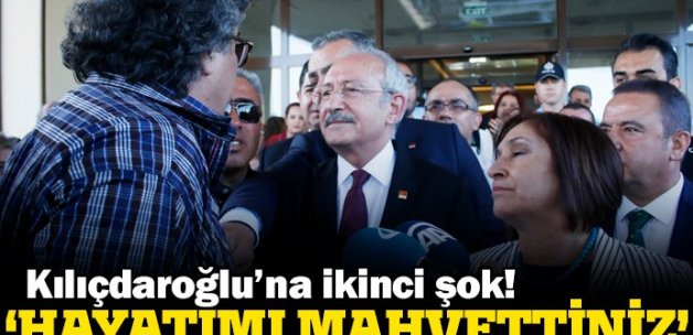 Kılıçdaroğlu'na aynı günde ikinci şok