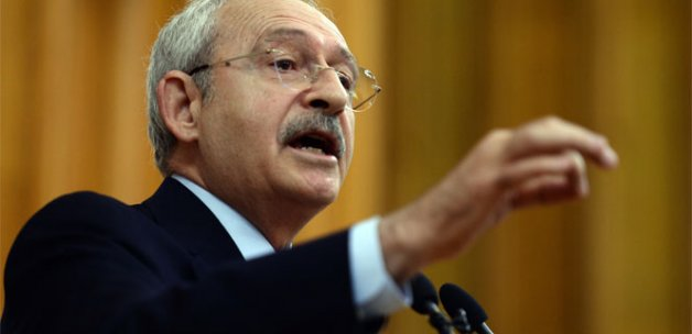 Kılıçdaroğlu'nun hedefinde hükümet vardı