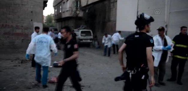 Kilis'e 3 roket daha düştü: 1 Ölü, 7 Yaralı