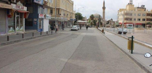 Kilis'te büyük sessizlik