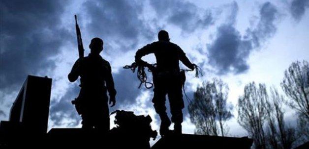 Köşeye sıkışan teröristlerin kaçış taktiği deşifre oldu