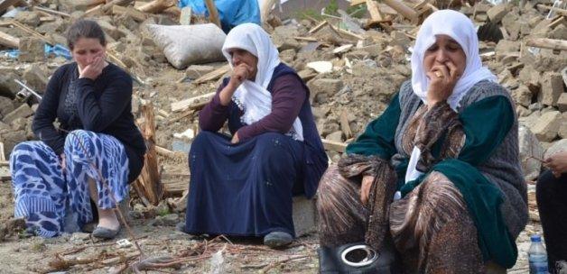 Kürt halkından PKK'ya sert tepki!