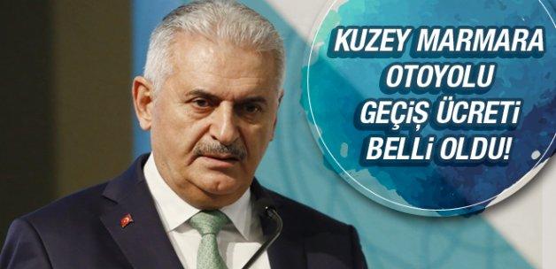 Kuzey Marmara Otoyolu ücreti belli oldu!
