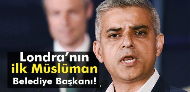 Londra'nın ilk Müslüman belediye başkanı!