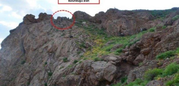 Mağarada yakalanan 8 terörist öldürüldü