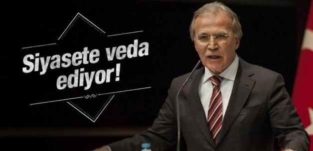 Mehmet Ali Şahin'den siyasete veda mesajı!