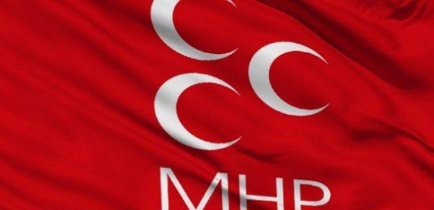 MHP'de 17 istifa daha!