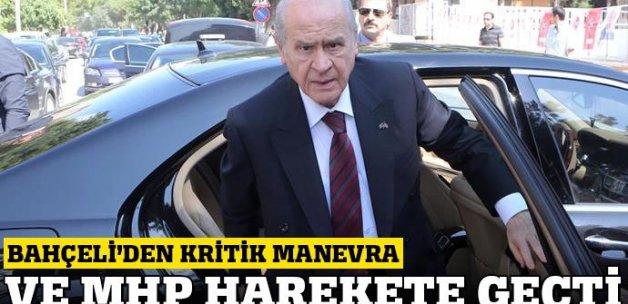 """MHP'den """"Çağrı Heyeti"""" hakkında suç duyurusu"""