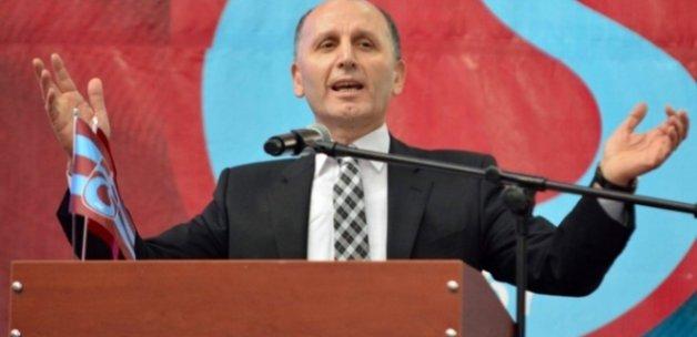 Muharrem Usta: 'Trabzonspor'un en büyük gücü taraftarlarıdır'