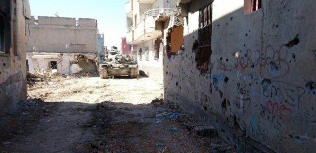 Nusaybin'de patlama! 3 asker yaralandı