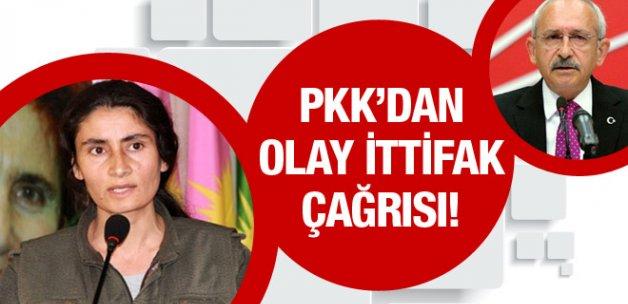 PKK'dan CHP'ye bomba ittifak önerisi!