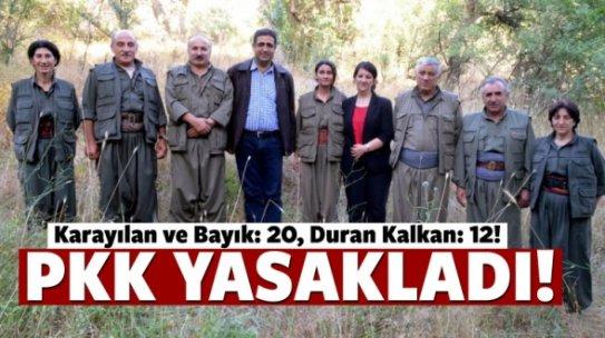PKK elebaşlarını korku sardı!