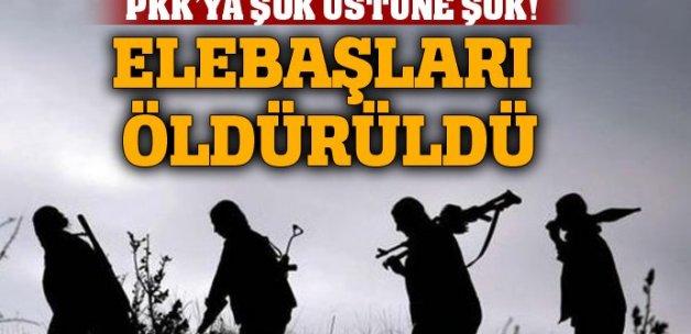 PKK'nın elebaşları öldürüldü