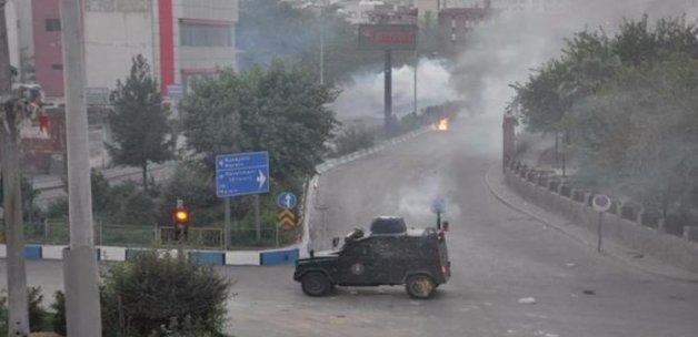 """PKK'nın """"Patlayıcı imalathanesi"""" imha edildi"""