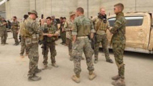 Rakka'dan yeni Amerikan askeri fotoğrafları