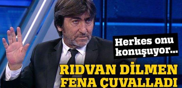 Rıdvan Dilmen'in Fenerbahçe tahmini tutmadı