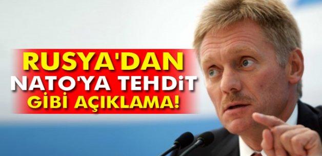 Rusya'dan NATO'ya tehdit gibi 'Karadağ' açıklaması!