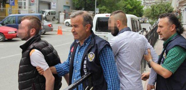 Samsun'da bıçaklı kavga: 4 yaralı