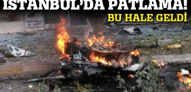 Sancaktepe'de patlama oldu, işte son durum! (İstanbul patlama, yaralı sayısı)