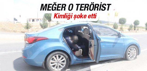 Şanlıurfa'da araçta öldürülen PKK'lı bakın kim çıktı!