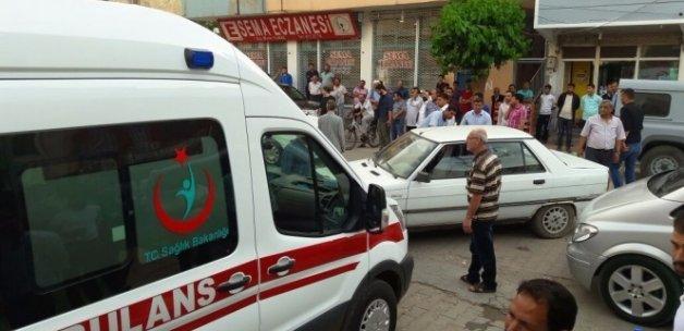 Şanlıurfa'da polise silahlı saldırı