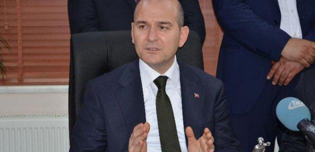 Soylu: 'Türkiye'ye ders oldu'