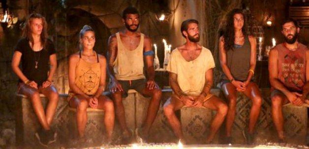 Survivor'da 3. eleme adayı belli oldu!