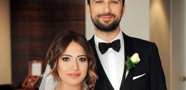 Tarkan evlendi işte, Almanya'daki düğünden ilk kare