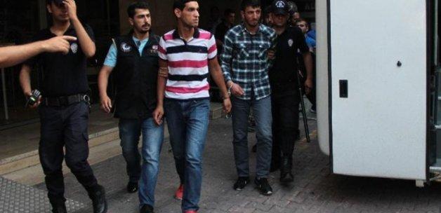 Terör operasyonunda 21 tutuklama
