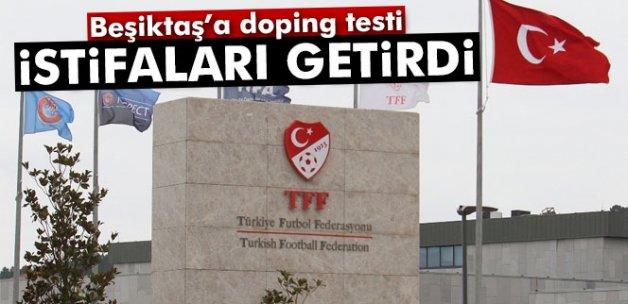 TFF'de dopingle mücadele kurulu istifa etti