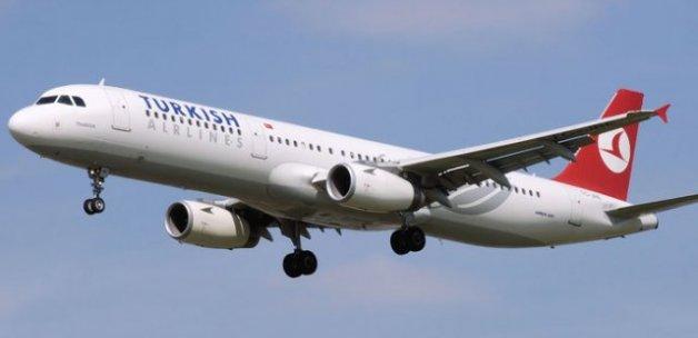 THY uçağında 'güvenlik' korkusu