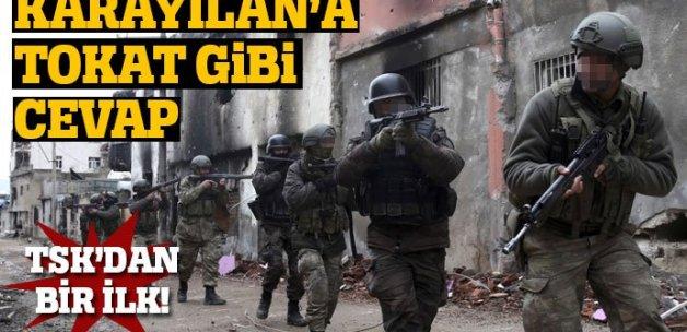 TSK'dan açıklama: PKK'yı hezimete uğrattık