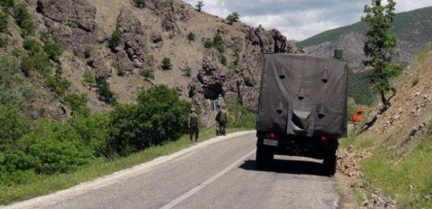 Tunceli'de feribot seferleri durdu!
