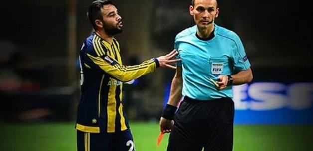 UEFA, Alper Potuk ve Volkan Şen'e acımadı